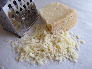 Parmesan Cheese Recipe - How To Make Parmesan Cheese At Home