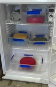 cheese fridge