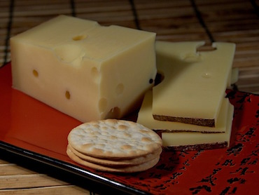 How To Make Emmental Cheese At Home- emmental cheese recipe