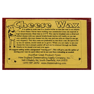 cheese wax home cheese waxing and preservation