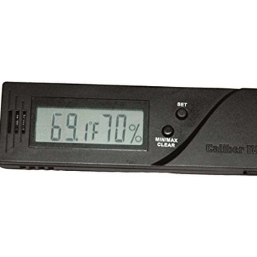 digital hygrometer for home cheese making