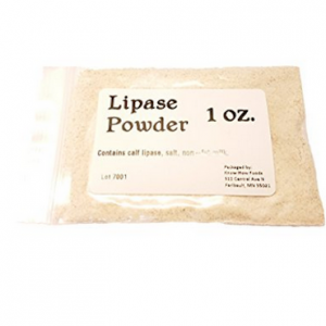 mild lipase powder calf for home cheese making