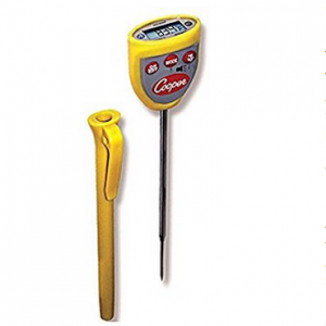 thermometer for home cheese making