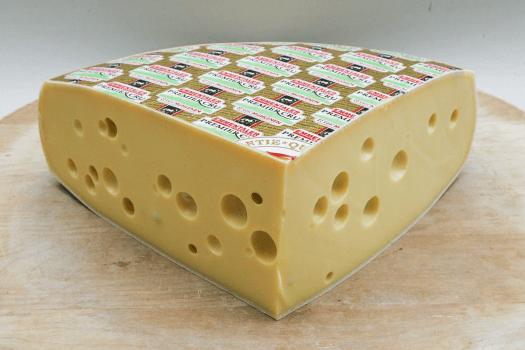 Emmental Cheese Wheel