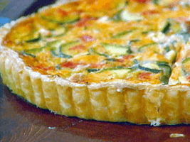 Gouda Cheese Tart