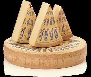 Gruyere Cheese Substitute