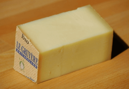 How To Cut Gruyere Cheese