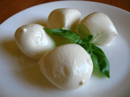 recipe for how to make mozzarella cheese from raw milk at home