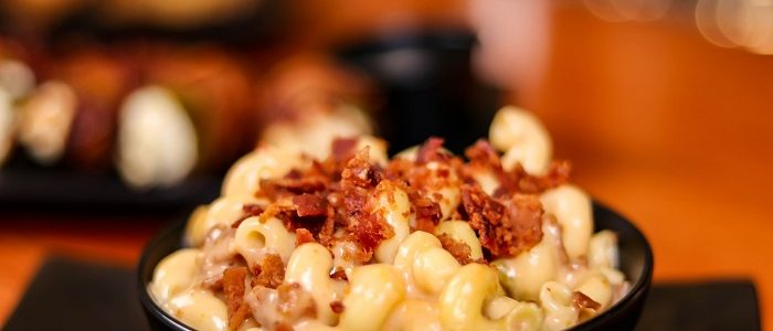 cheesiest fast food meals