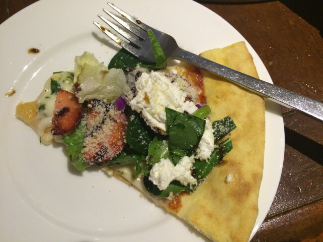 Ricotta is one of the most versatile types of cheese for cooking pizza